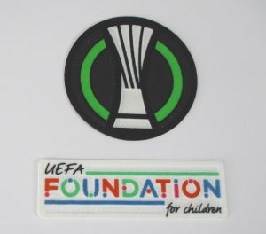 UEFA Europa Conference League Logo Foundation Flock 2021-22
