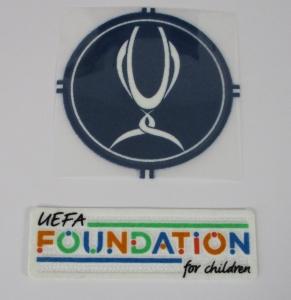 UEFA Super Cup Logo Foundation Flock 2021-22