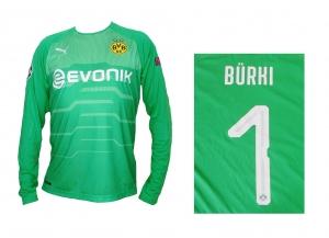 BVB Borussia Dortmund Torwart Trikot Roman Bürki 2018/19 Puma