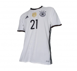 Deutschland DFB Trikot Home 2016 Euro Adidas Joshua Kimmich 21
