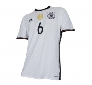 Deutschland DFB Trikot Home 2016 Euro Adidas Sami Khedira 6