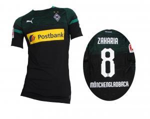Borussia Mönchengladbach Trikot 2018/19 Away Puma evoKNIT Slimfit Denis Zakaria