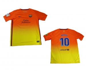 FC Barcelona Trikot Away Kindergröße 2012/13 Nike Lionel Messi