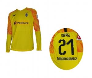 Borussia Mönchengladbach Torwart Trikot 2019/20 Puma Promo Spieleredition Yellow Tobias Sippel