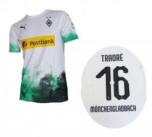 Borussia Mönchengladbach Trikot 2019/20 Home Puma Promo Spieleredition Ibrahima Traoré