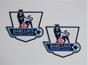 Premier League Patch Logo Flock 2013-2016